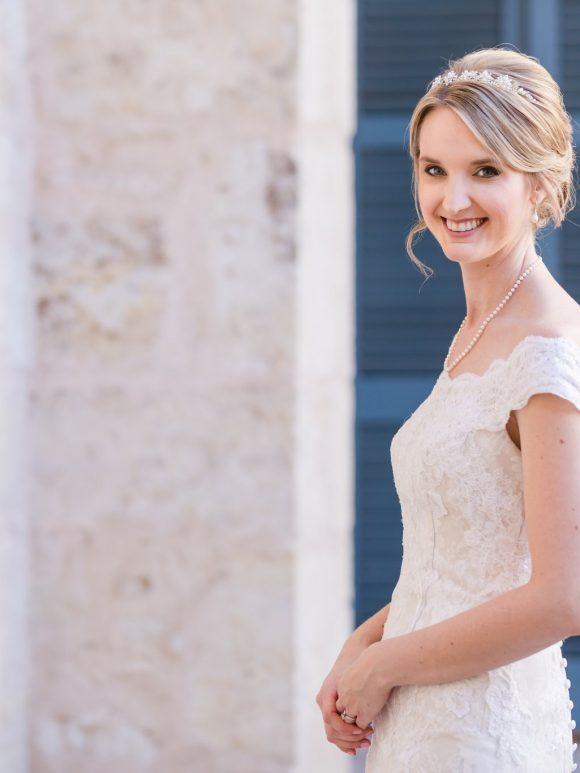 The Long Wait – Studio Bridal Session