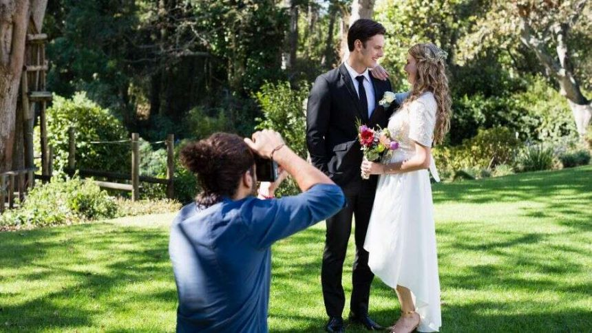 Why More Than One Photographer For Your Wedding